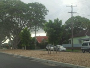 Staged replacement in Broadmeadow - remember when we couldn't possibly have that in Newcastle?