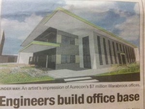 Engineering office planned for Warabrook